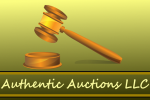 Authentic Auctions LLC logo