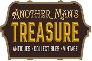 Another Man's Treasure sign
